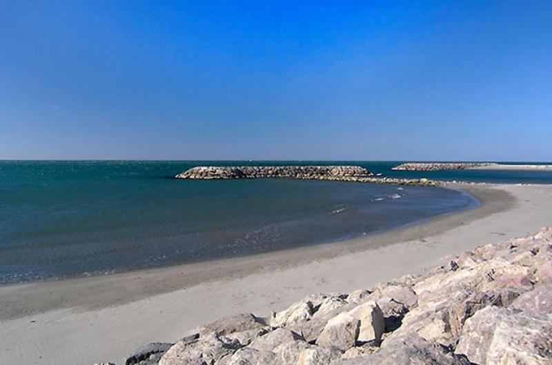 Plage Est de Saintes-Maries-de-la-Mer